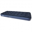 Yellowstone Deluxe Single Flock Airbed, 186x73x20cm