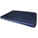 Yellowstone Deluxe Double Flock Airbed, 186x132x22cm